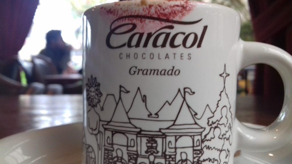 Chocolates Caracol, Gramado