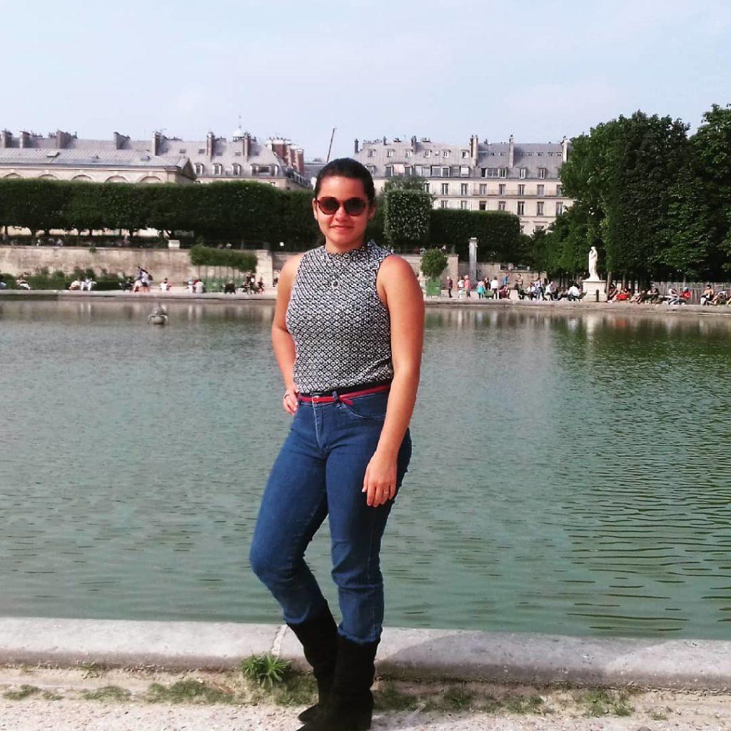 Jardim de Tulieres, Paris