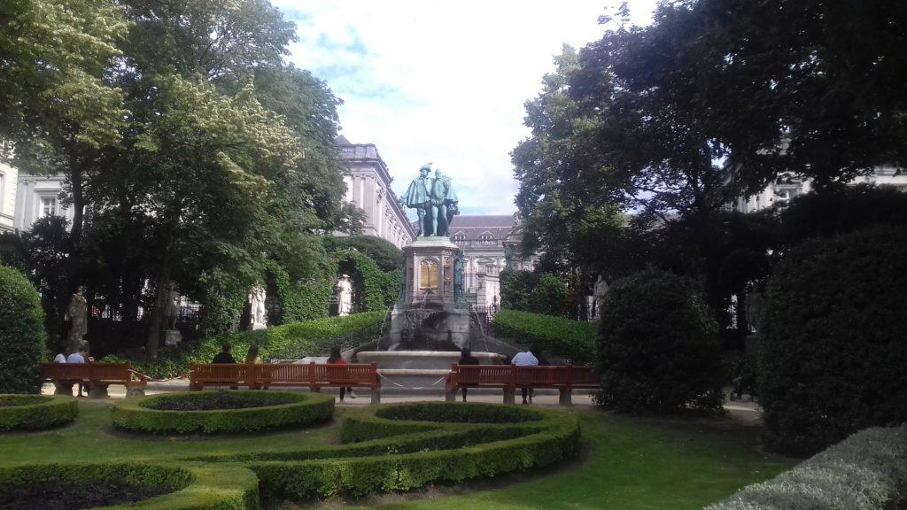 Jardim du Petit Sablon