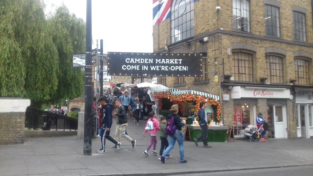 Londres, Camden Town