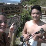 Ilha do Mel: Gruta das Encantadas