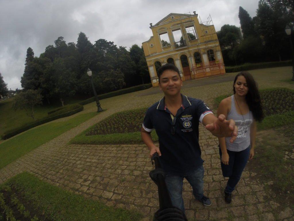 Curitiba: Pórtico Alemão