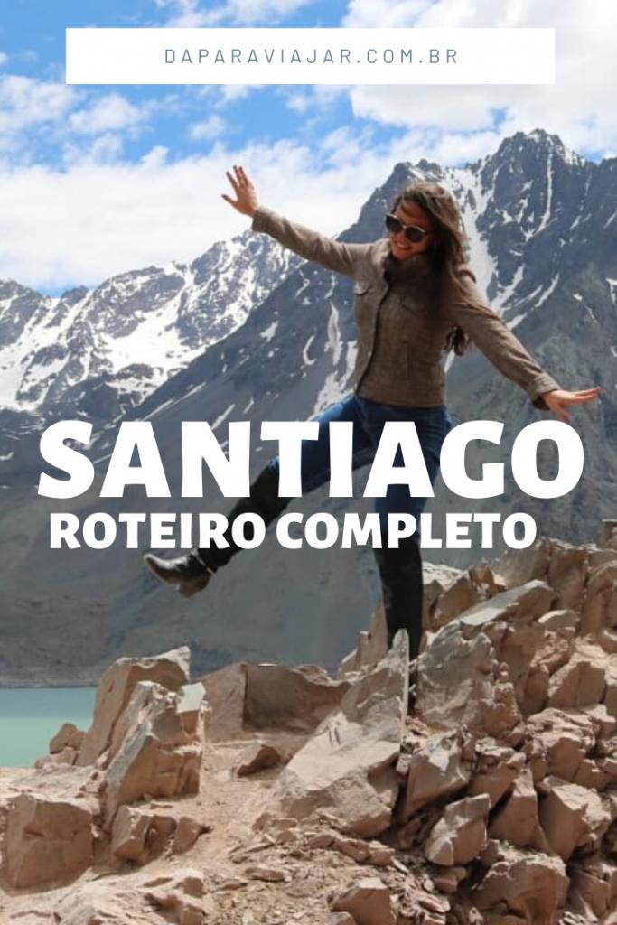 Roteiro em Santiago