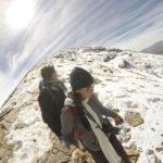 Em La Paz na Bolívia fazendo Turismo!