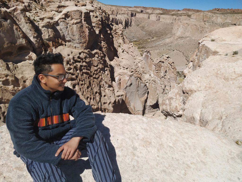 Salar de Uyuni na Bolívia