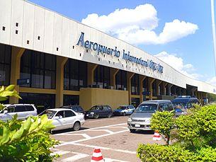 Aeroporto de Santa Cruz de La Sierra ao Centro da cidade