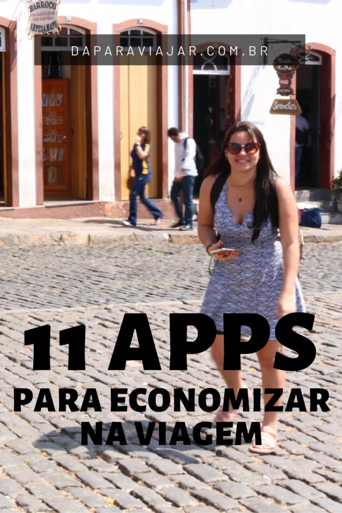 10 apps para economizar na viagem