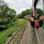 Passeio de trem em morretes