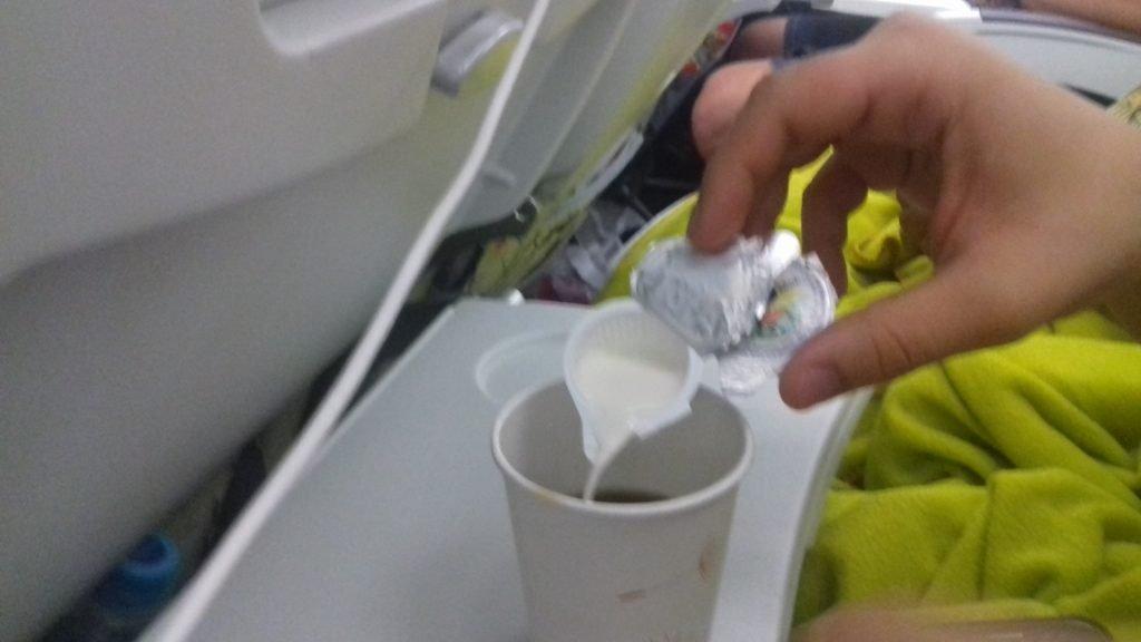 Café da manhã TAP Air Portugal
