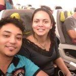 voando com a TAP Airlines