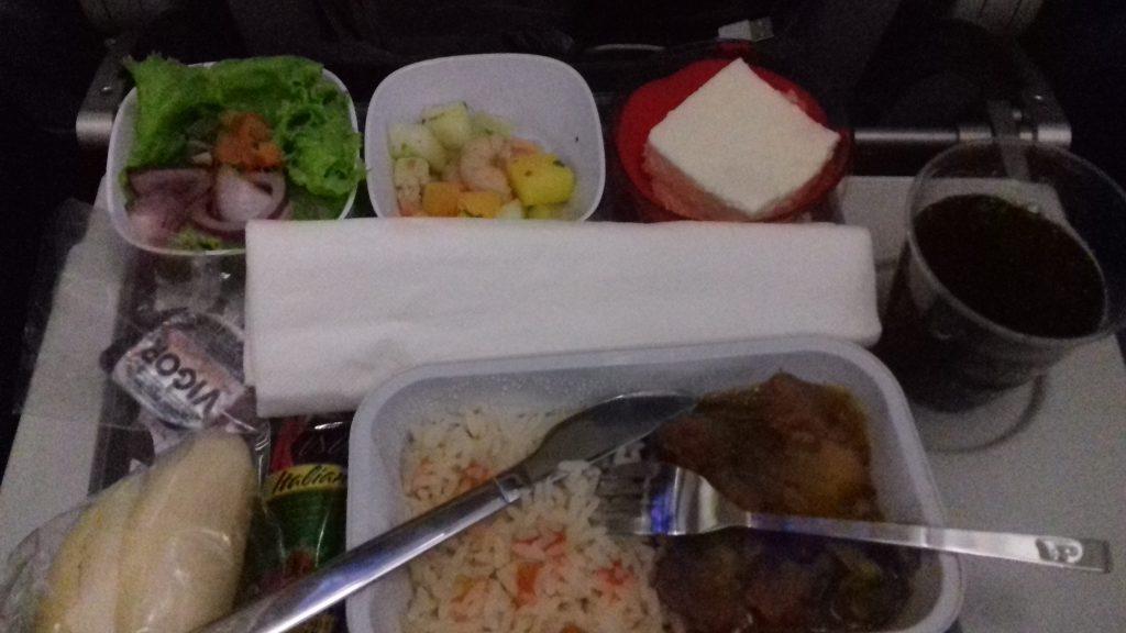 Janta na TAP Air Portugal