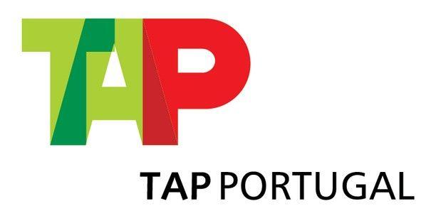 Logomarca TAP Air Portugal