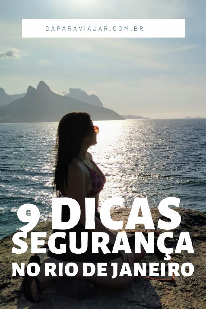 Dicas de segurança no Rio de Janeiro