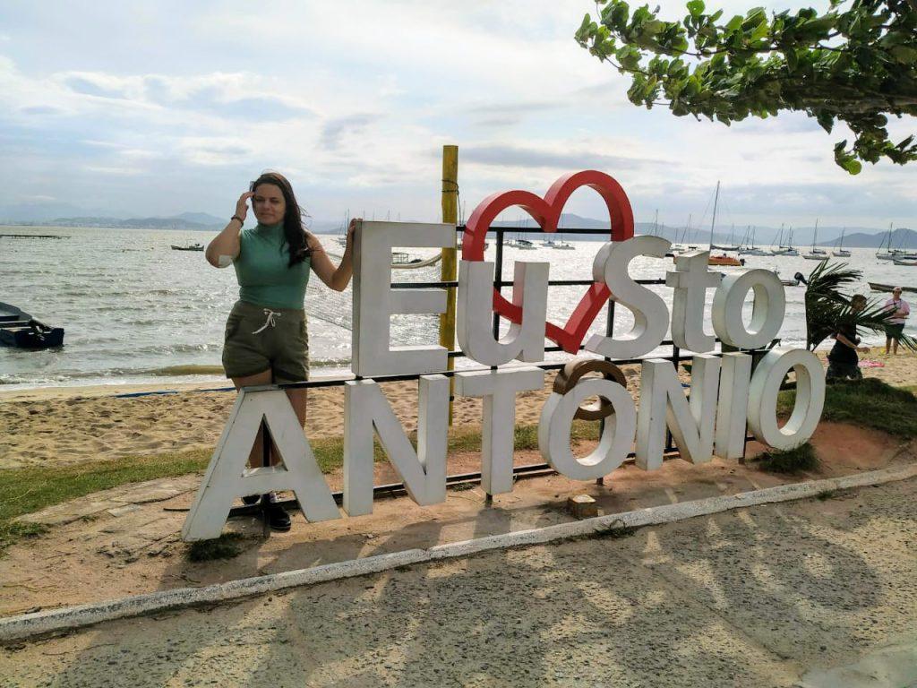 Roteiro em Florianópolis: Santo Antônio de Lisboa