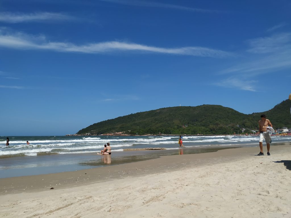 Praia da Barra da Lagoa