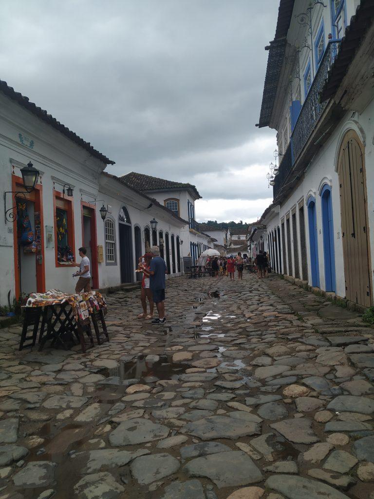 Ruas de Paraty