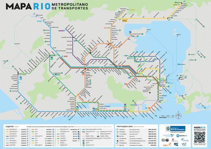 Transporte no Rio de Janeiro