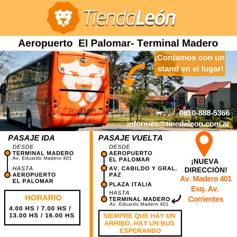 Tienda Leon Transfer