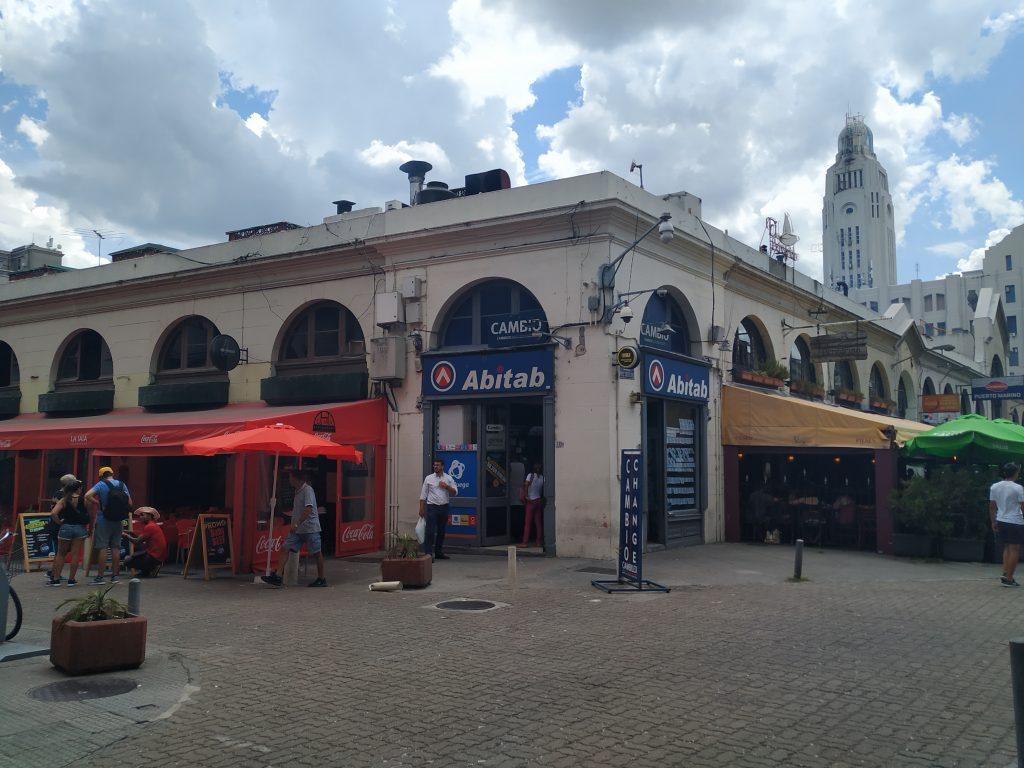 Mercado del Puerto em Montevideo