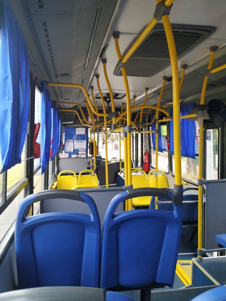 Transporte público em Montevideo