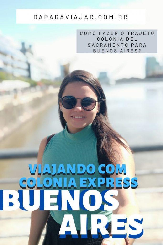 Colonia del Sacramento para Buenos Aires