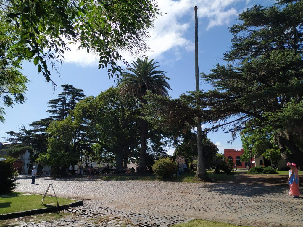 Plaza Mayor Colonia del sacramento