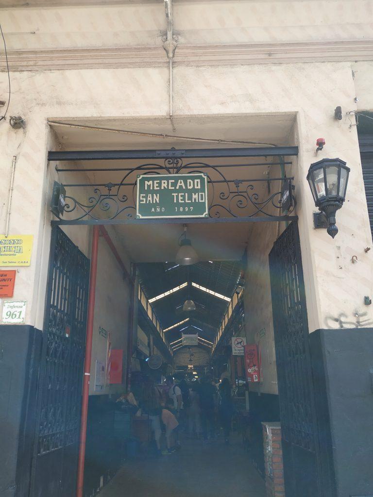 Mercado San Telmo: 4 dias em Buenos Aires