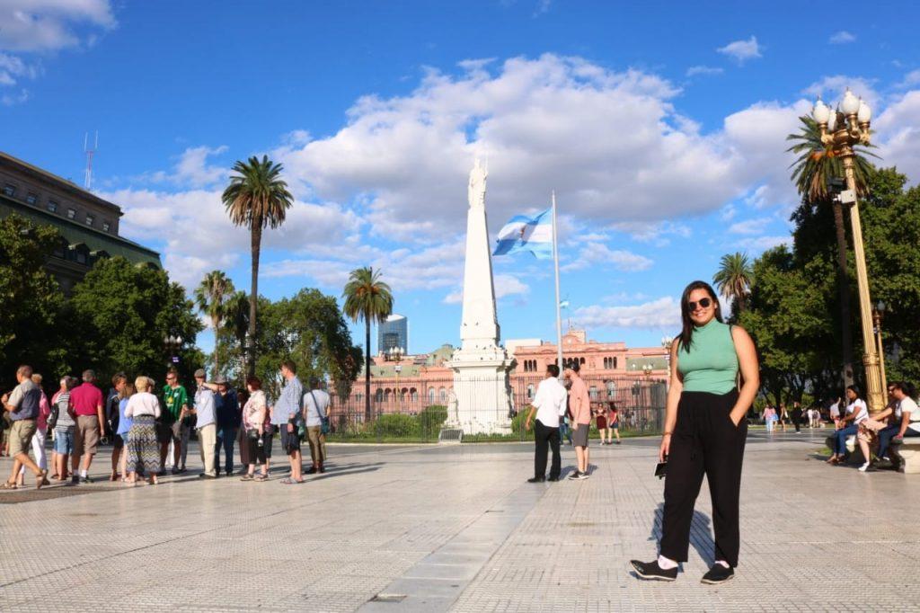 Roteiro em Buenos Aires: Palácio Rosado