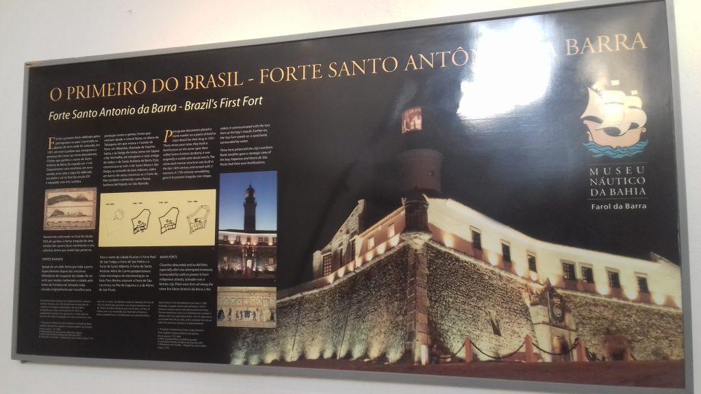 Roteiro em Salvador - Museu náutico