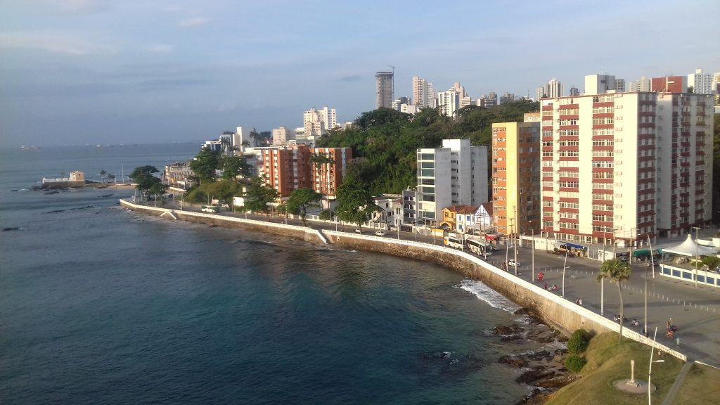 Roteiro em Salvador - Praia da Barra