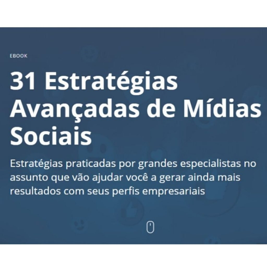 Estratégias avançadas para mídias sociais