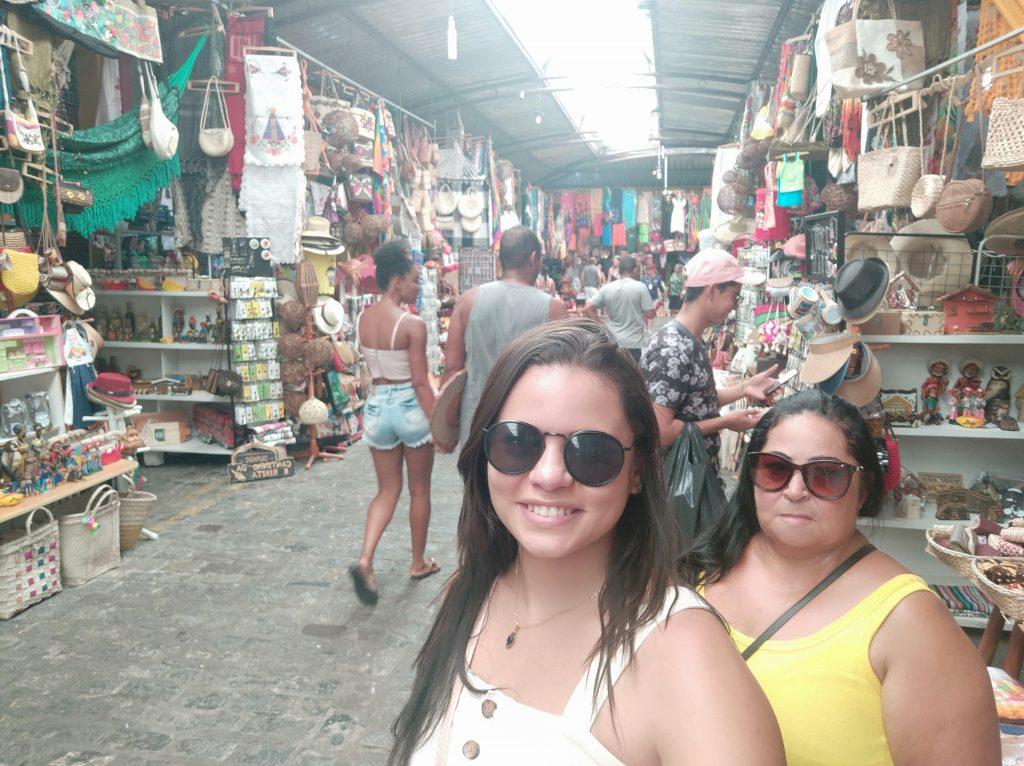 Mercado de Artesanato