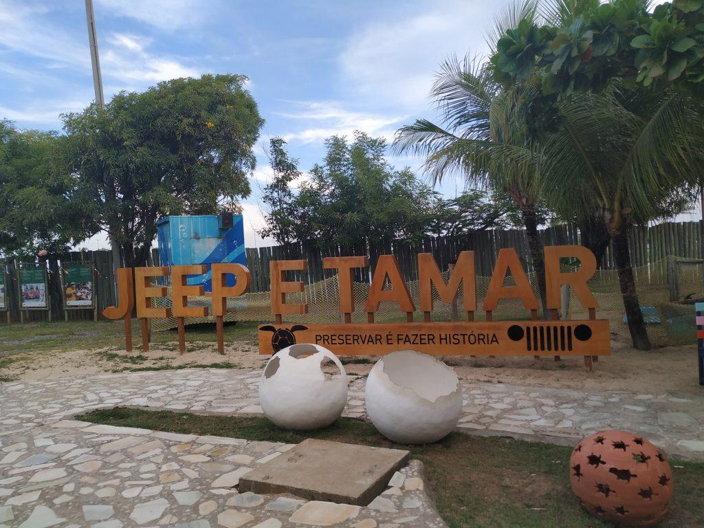 Oceanário Tamar de Aracaju