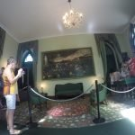 Ilha Fiscal Visita ao palacete