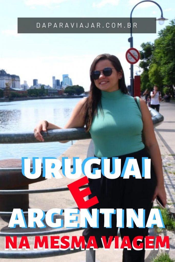 Uruguai e Argentina - Salve no Pinterest