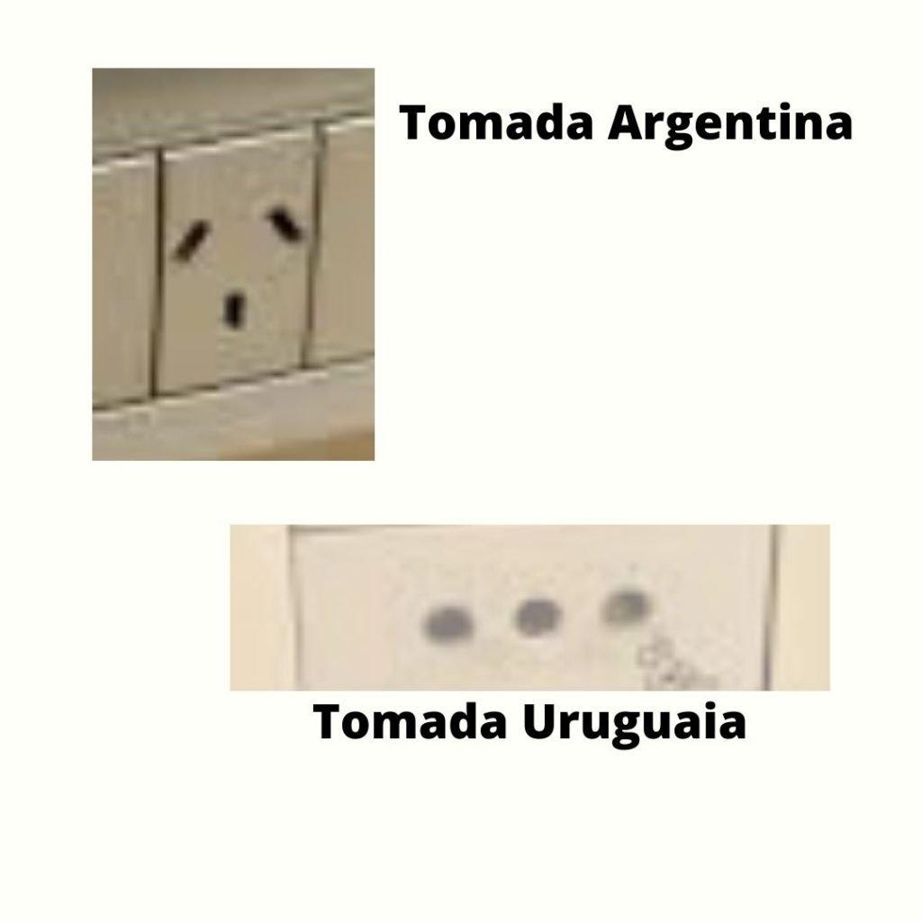 Uruguai e Argentina