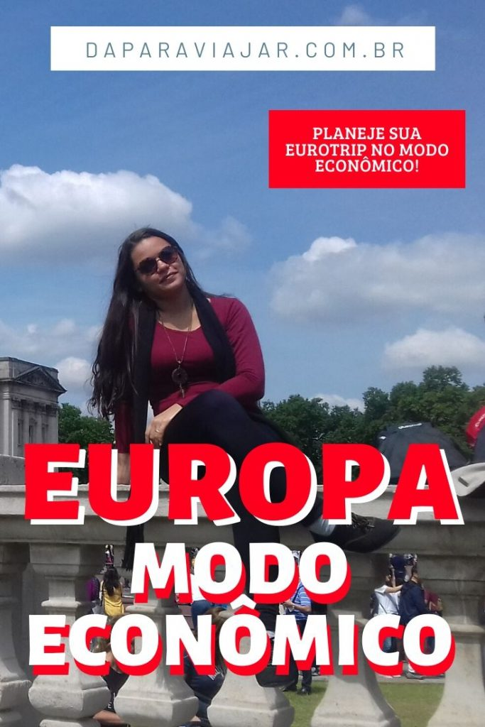 Viajar para Europa - Salve no Pinterest!