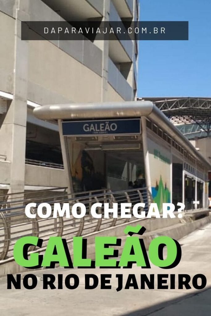 Aeroporto Galeão RJ