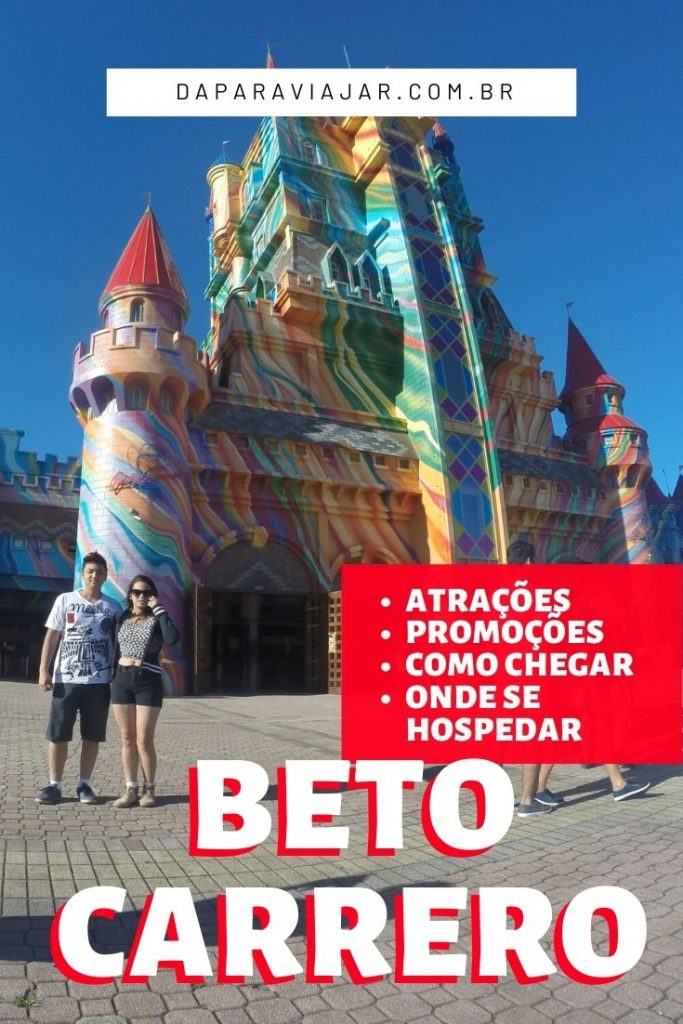 Beto Carrero Brasil - Salve no Pinterest!