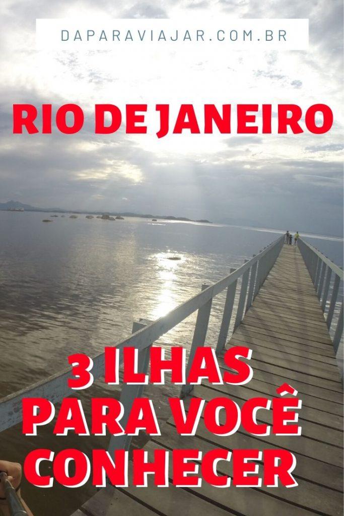 Ilhas no Rio de Janeiro - Salve no Pinterest!