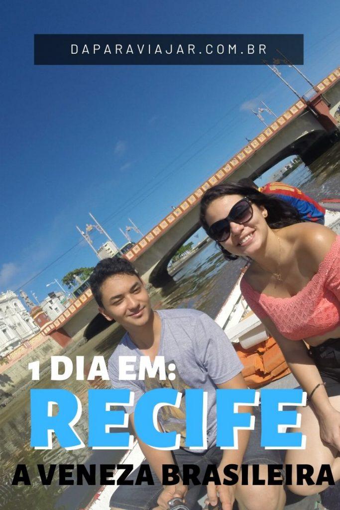 O que fazer em Recife em 1 dia? - Salve no Pinterest!