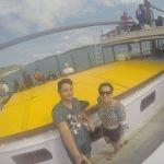 Passeio de barco em Búzios