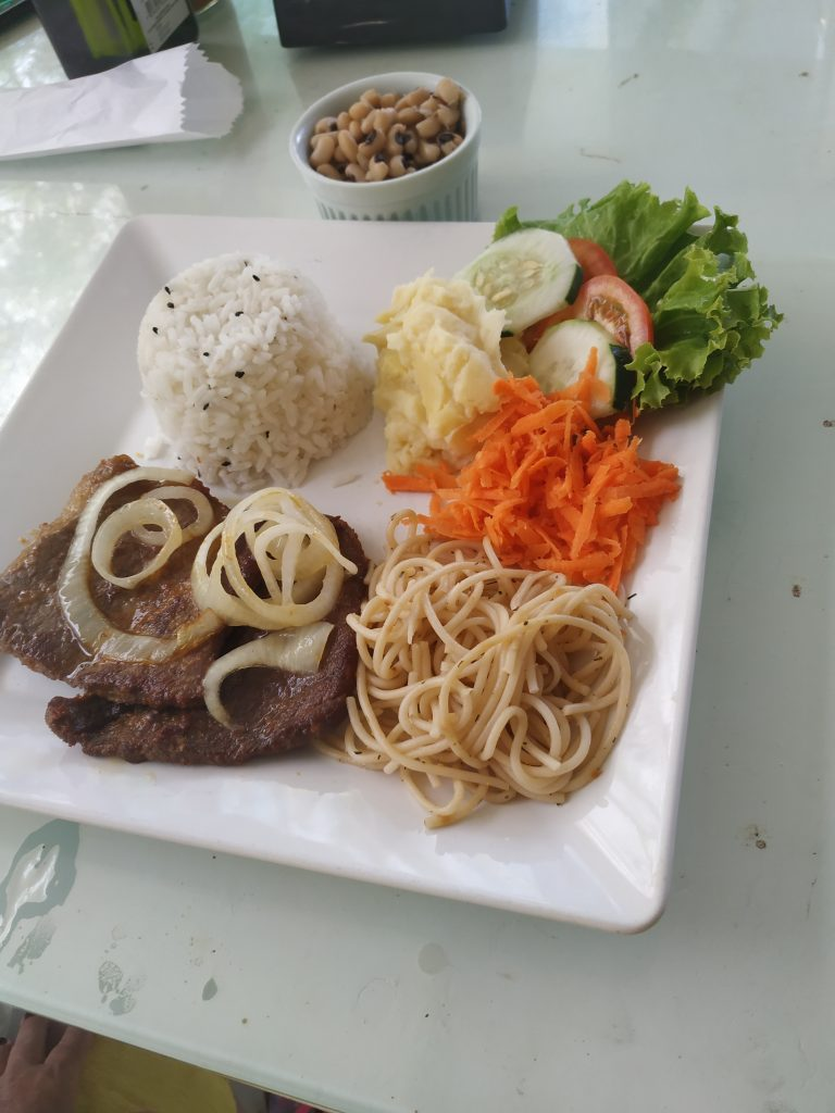 Almoço PF do Valdênio