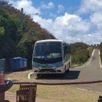 ônibus em Fernando de Noronha