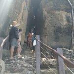 Haja Fôlego: Escadaria da praia do Sancho