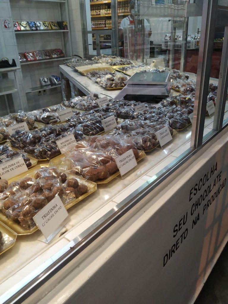 Fábrica de Chocolates em Penedo