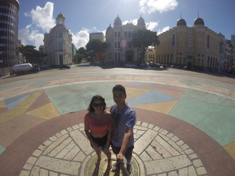 Cidade histórica de Recife