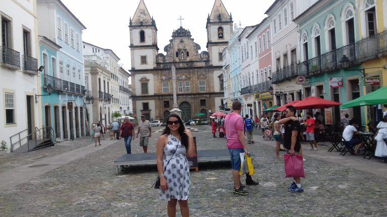Cidade histórica de Salvador