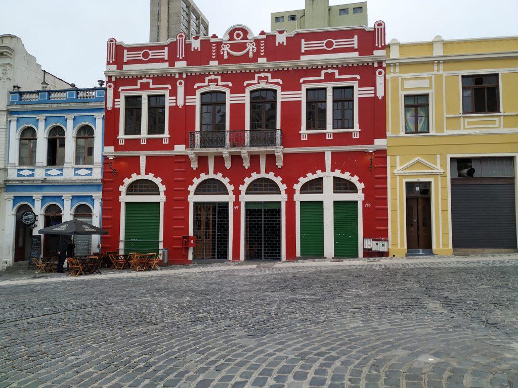 Cidade histórica de Curitiba