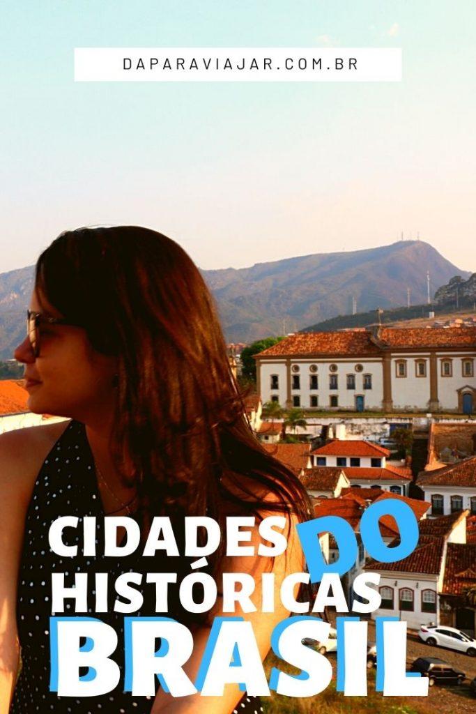 Cidades históricas do Brasil - Salve no Pinterest!